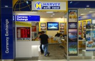 Harvey World Travel Shop Fitout