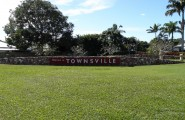 Welcome to Townsville Sign