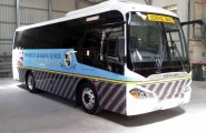 Townsville Grammar School Bus Wrap