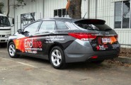 EndFire Car Wrap