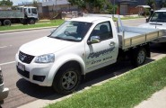 Keypower Townsville Ute Signs