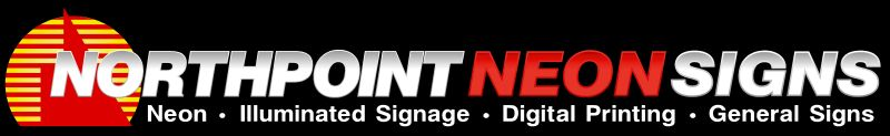 Northpoint Neon Signs, Signwriting, Illuminated Signs Townsville
